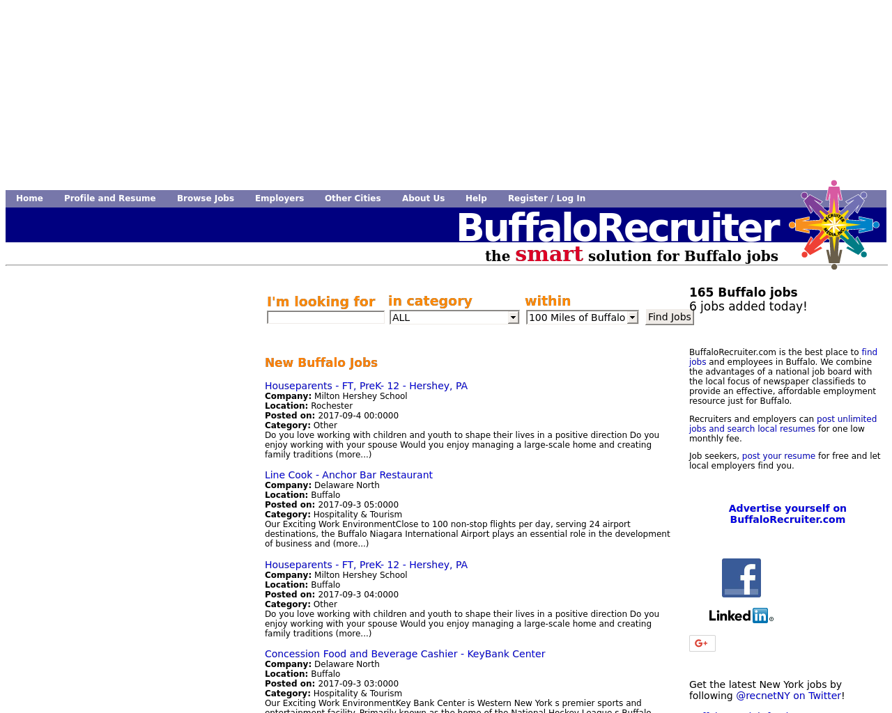 BuffaloRecruiter-Advertising-Reviews-Pricing