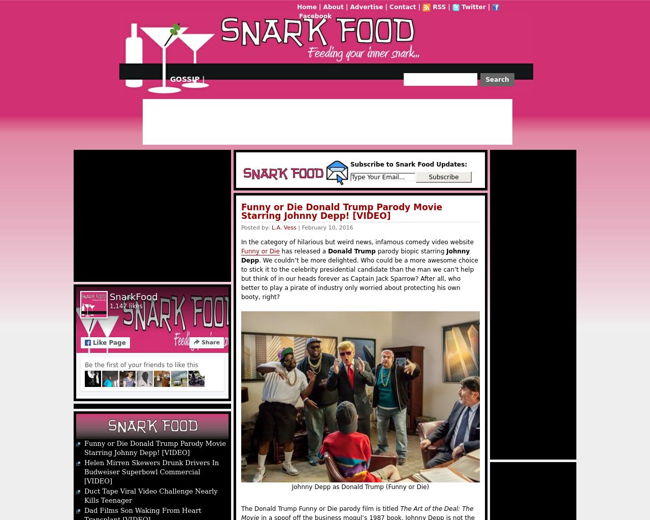 Snark-Food-Advertising-Reviews-Pricing