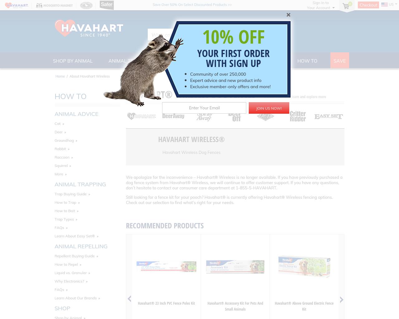 Havahart-wireless-Advertising-Reviews-Pricing