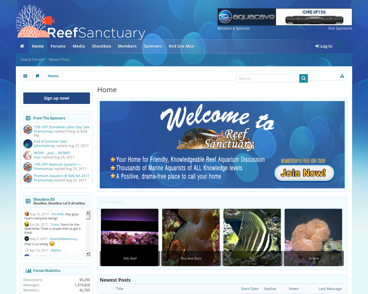 Reef-Sanctuary-Advertising-Reviews-Pricing