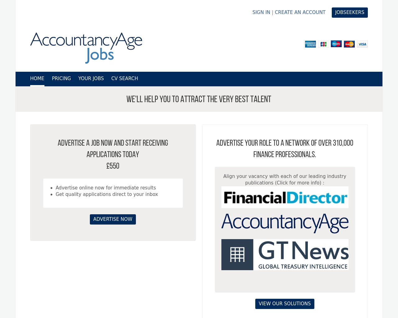 AccountancyAge-Jobs-Advertising-Reviews-Pricing