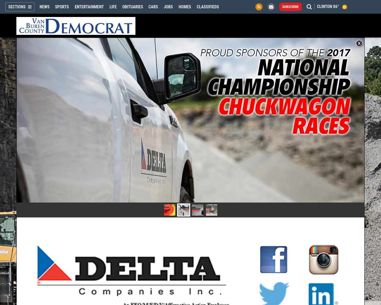 Van-Buren-County-Democrat-Advertising-Reviews-Pricing