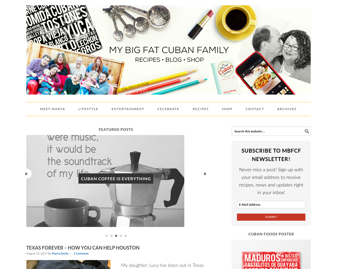 My-big-fat,-Cuban-Family-Advertising-Reviews-Pricing