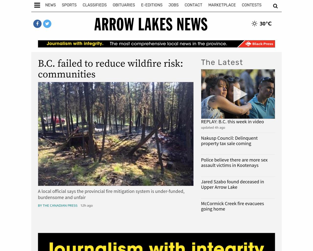 Arrow-Lakes-News-Advertising-Reviews-Pricing