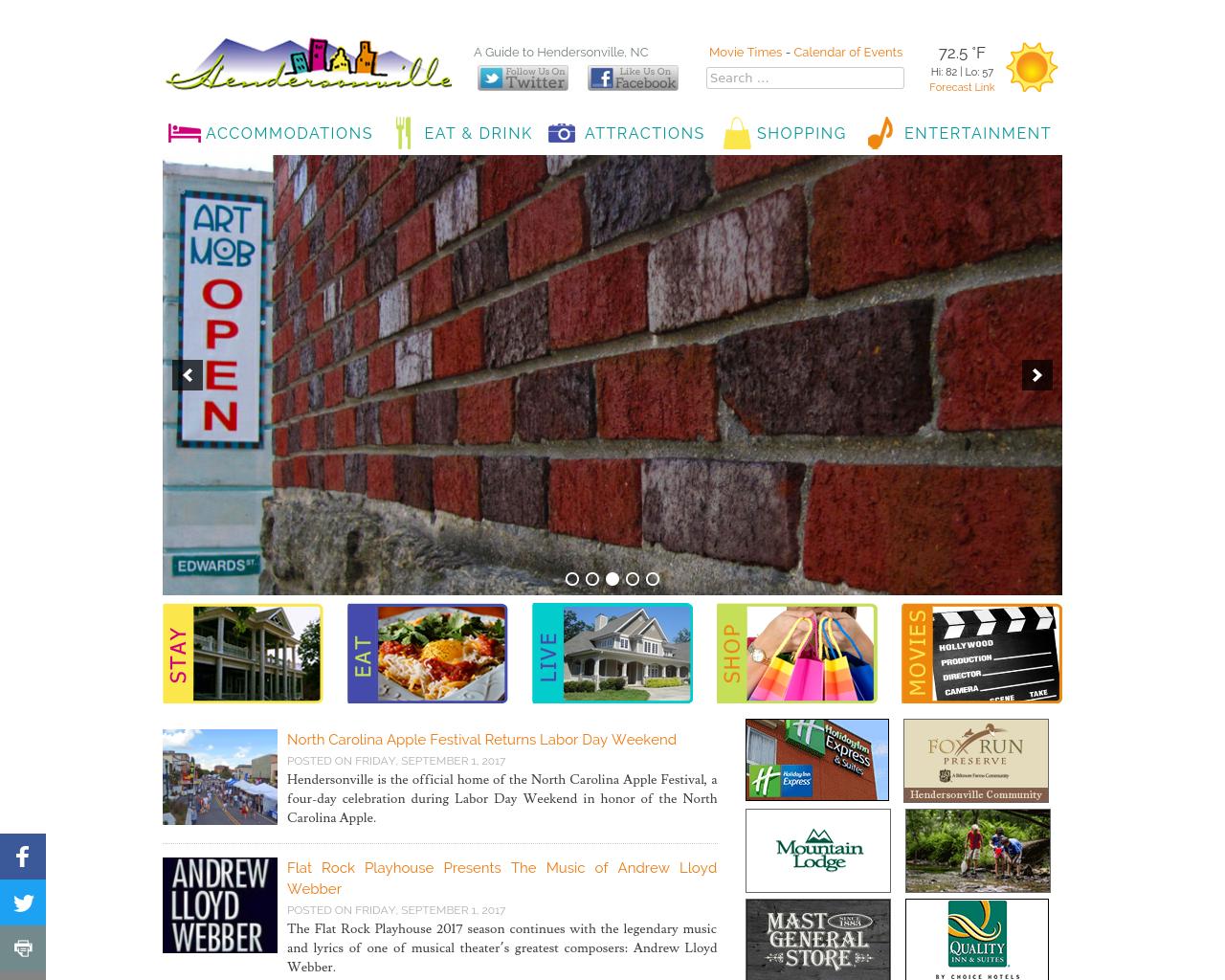 hendersonville.com-Advertising-Reviews-Pricing