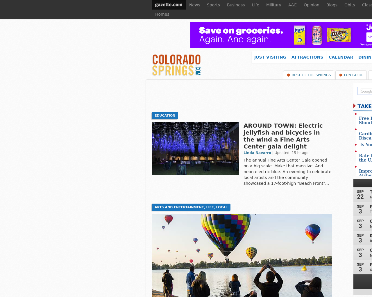 ColoradoSprings.com-Advertising-Reviews-Pricing