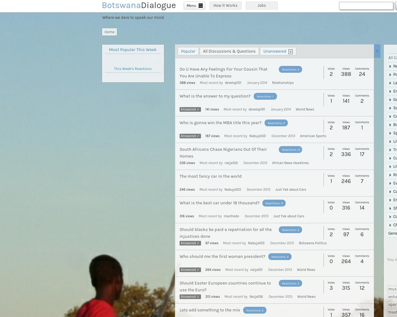 Botswana-Dialogue-Advertising-Reviews-Pricing