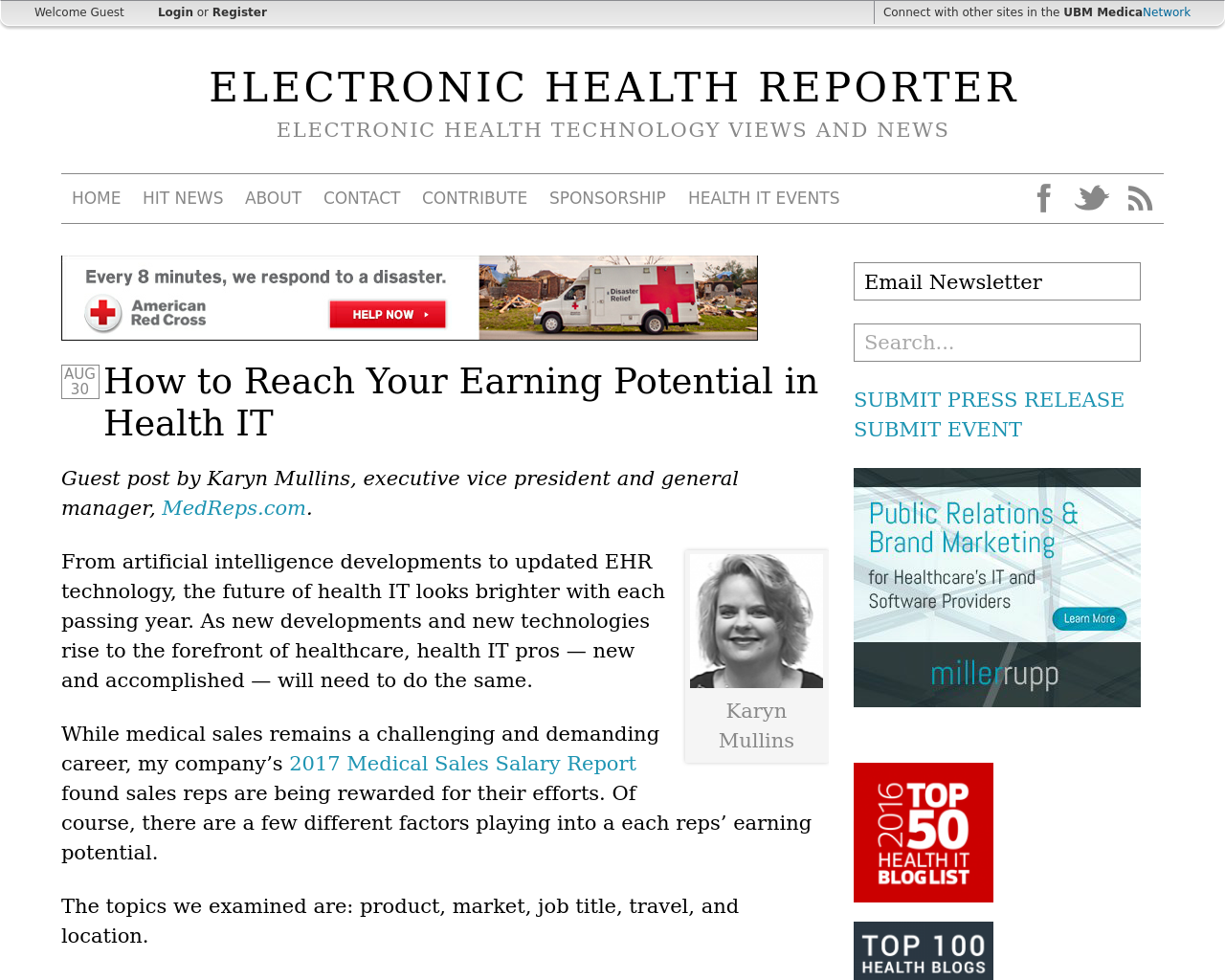 Electronic-Health-Reporter-Advertising-Reviews-Pricing