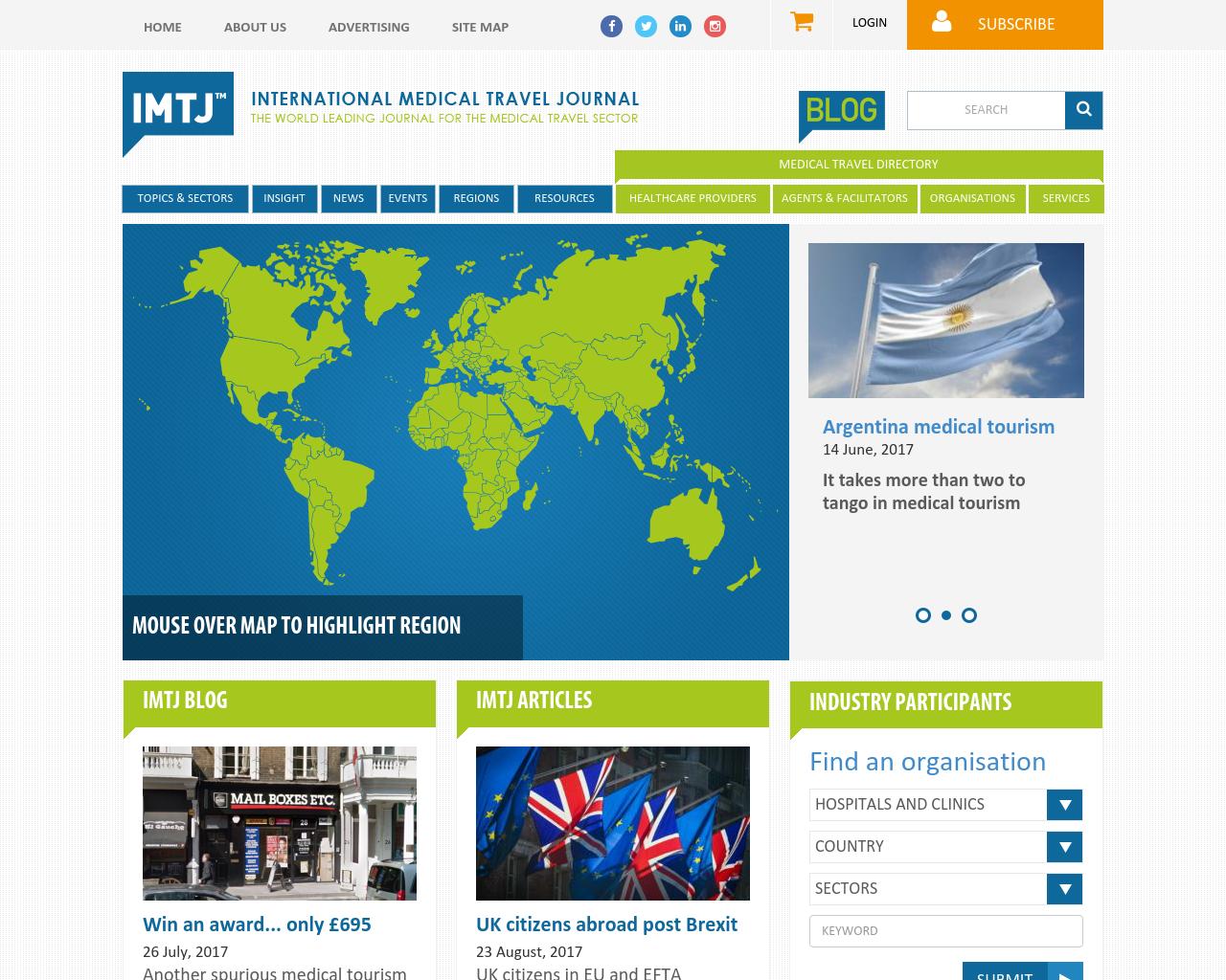 International-Medical-Travel-Journal-Advertising-Reviews-Pricing