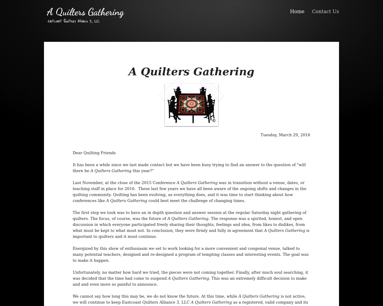 AQuiltersGathering.com-Advertising-Reviews-Pricing
