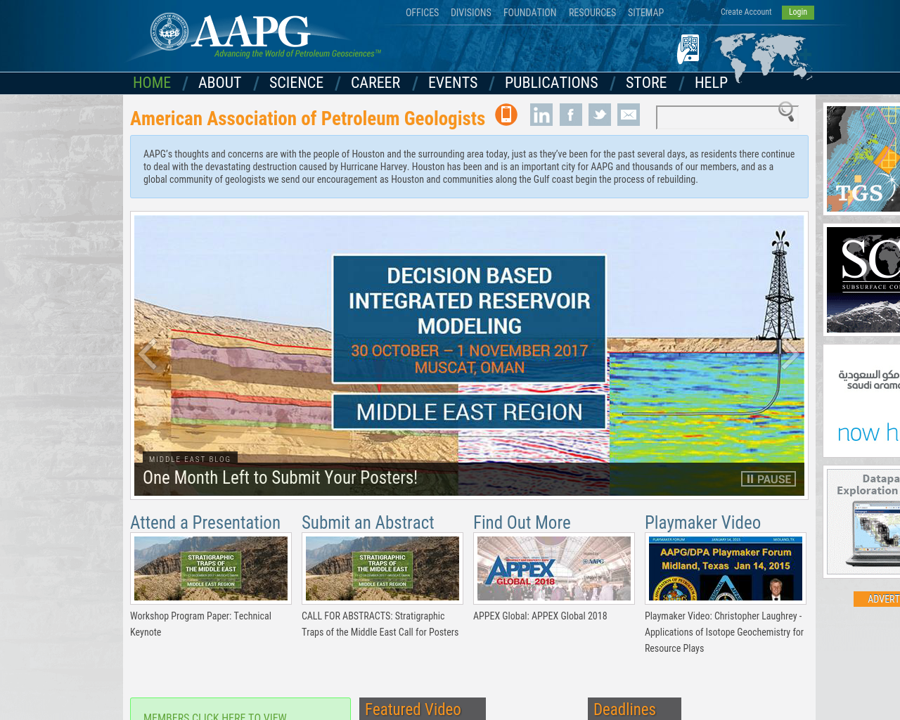 American-Association-Of-Petroleum-Geologists-Advertising-Reviews-Pricing