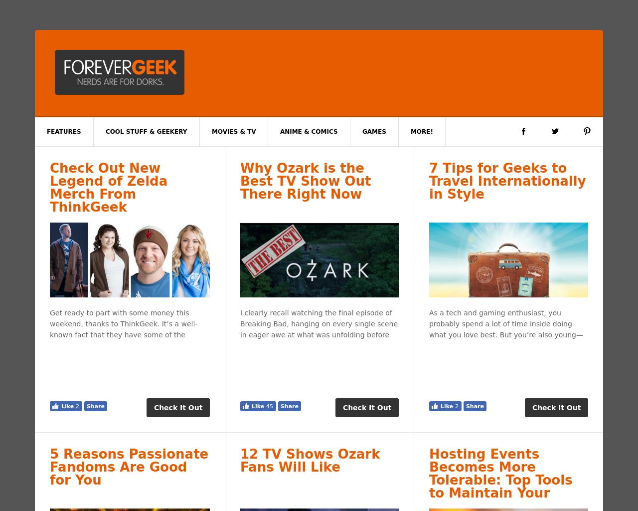 ForeverGeek-Advertising-Reviews-Pricing
