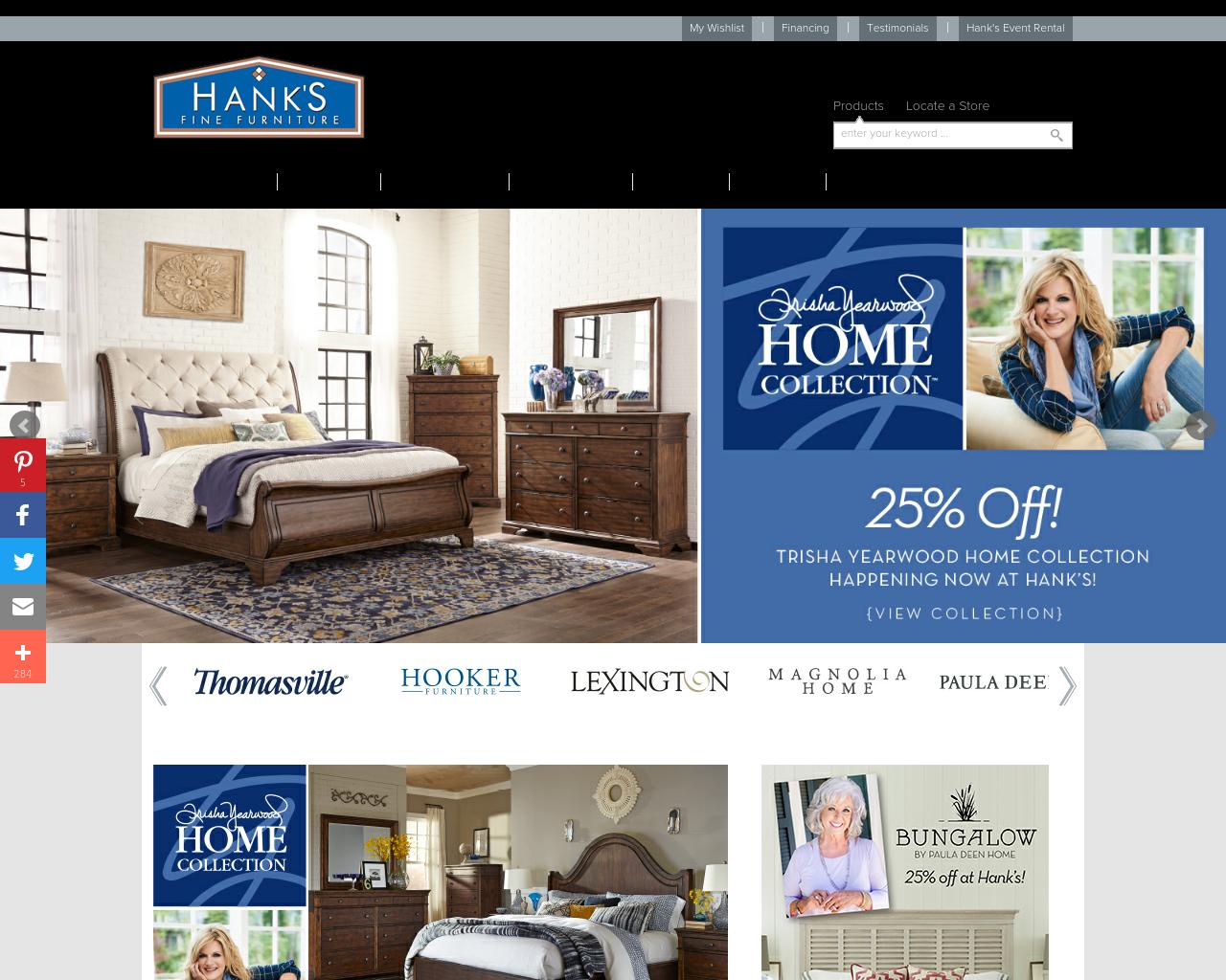 Hank's-Furniture.com-Advertising-Reviews-Pricing