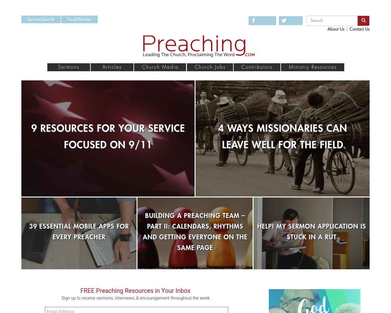 Preaching-Advertising-Reviews-Pricing