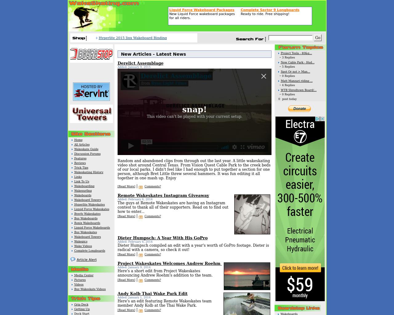 Wakeskating.com-Advertising-Reviews-Pricing