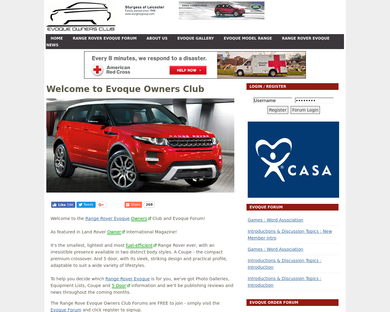 Evoque-Owners-Club-Advertising-Reviews-Pricing