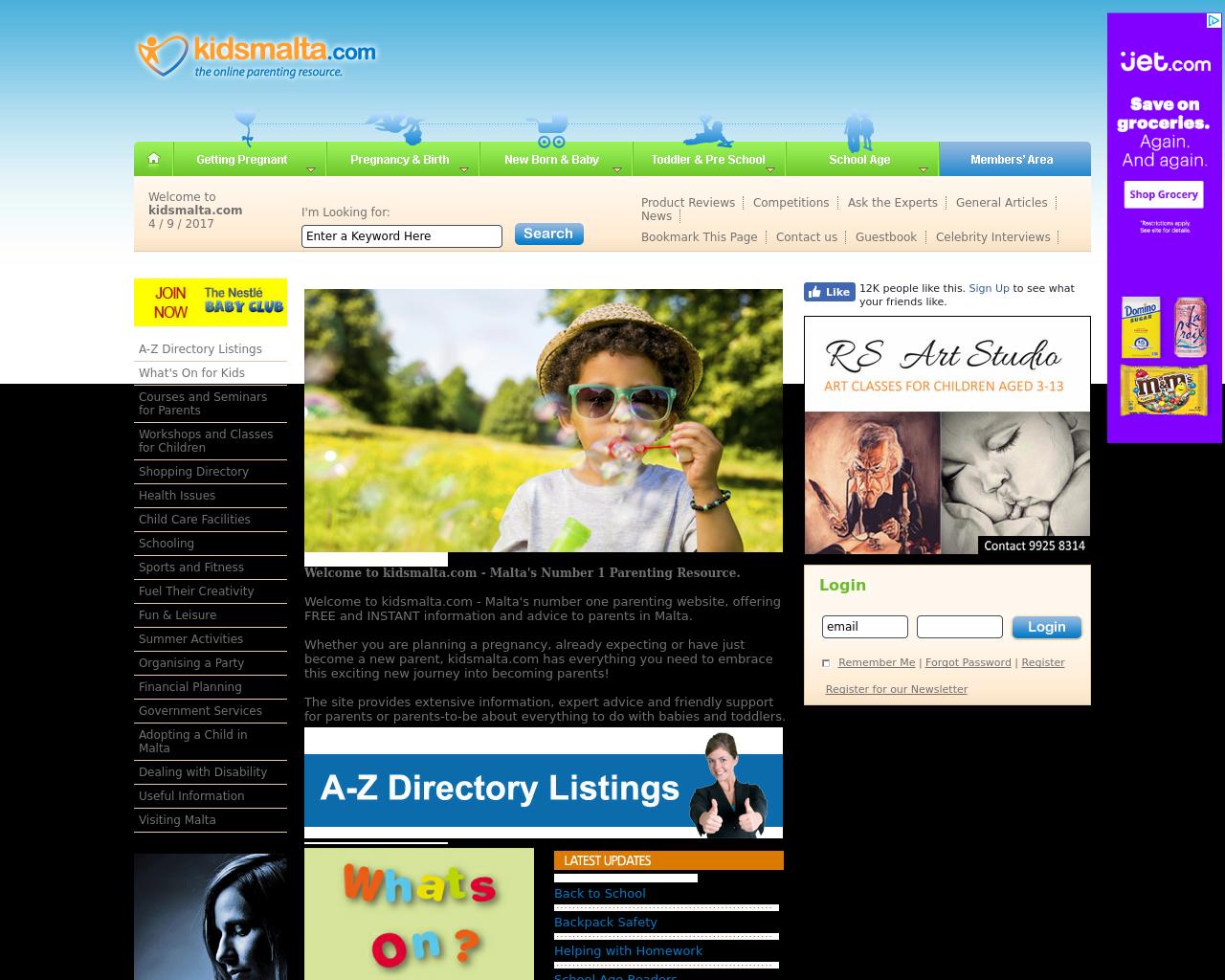 Kids-Malta-Advertising-Reviews-Pricing