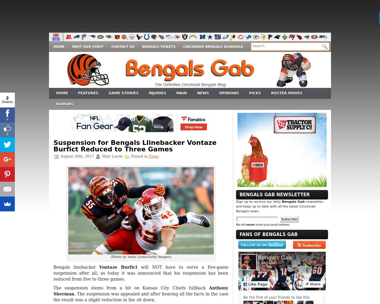 Bengals-Gab-Advertising-Reviews-Pricing