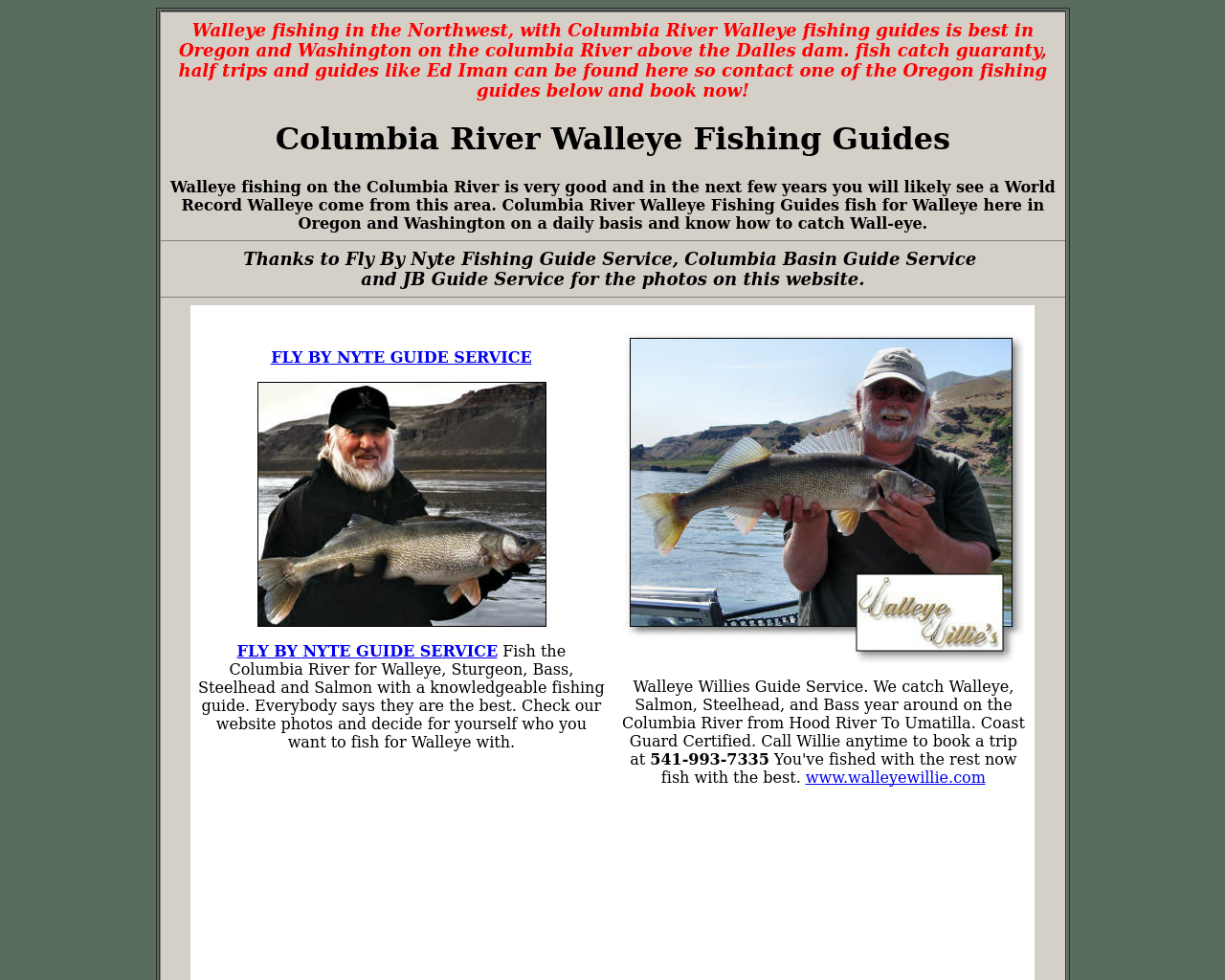 Columbia-River-Walleye-Fishing-Guides-Advertising-Reviews-Pricing