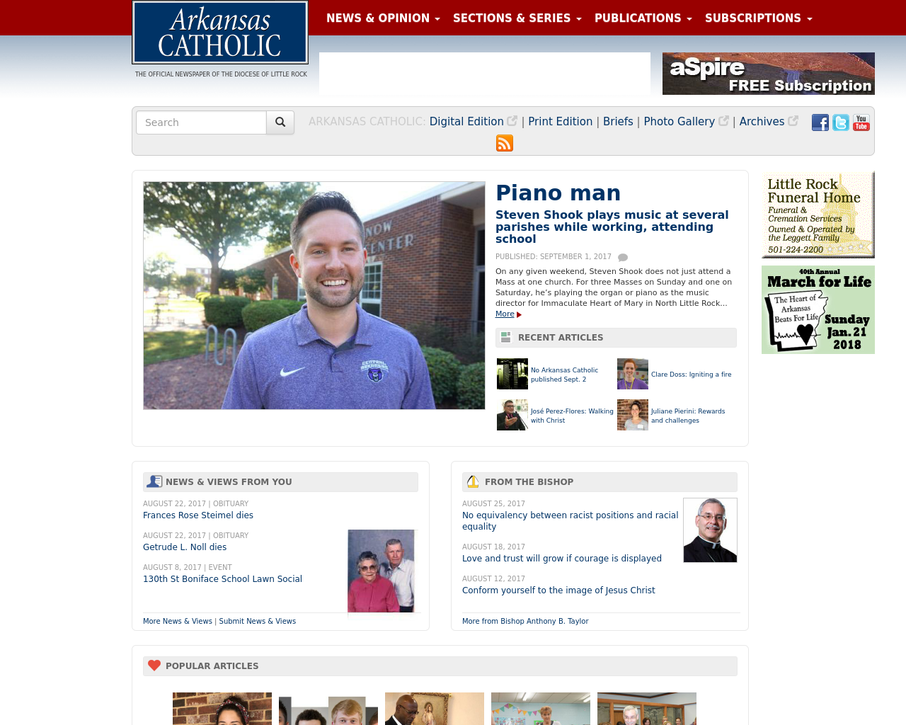 Arkansas-CATHOLIC-Advertising-Reviews-Pricing