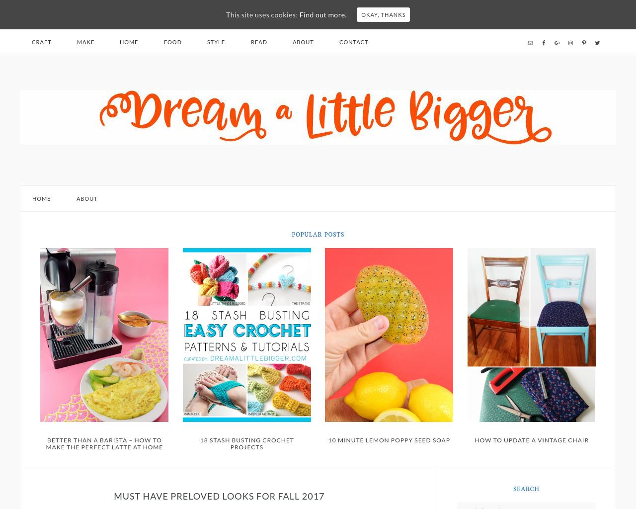 Dreamalittlebigger.com-Advertising-Reviews-Pricing