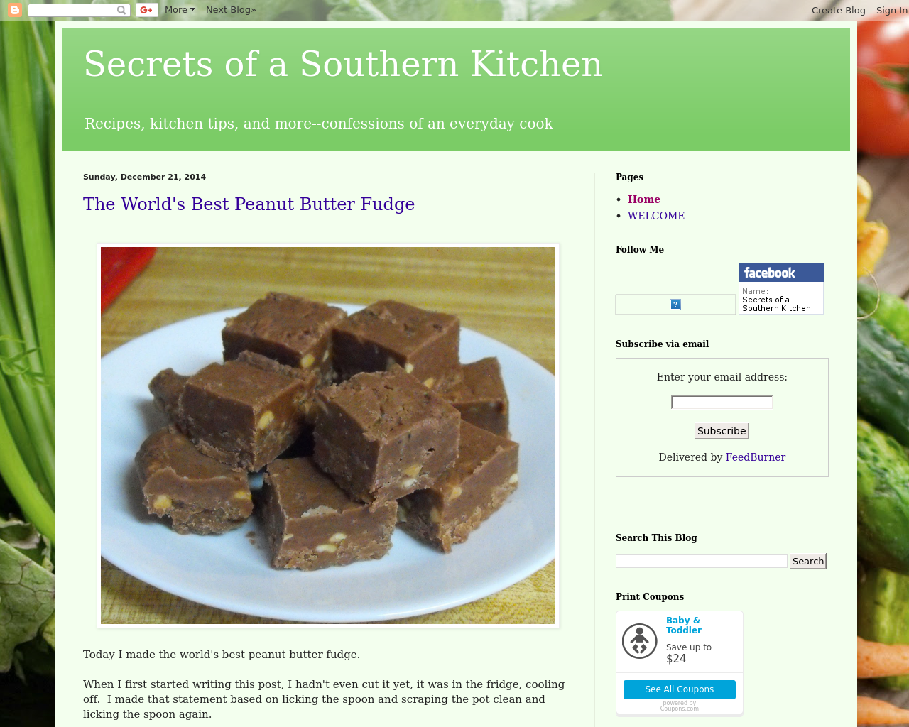 Secrets-Of-A-Southern-Kitchen-Advertising-Reviews-Pricing