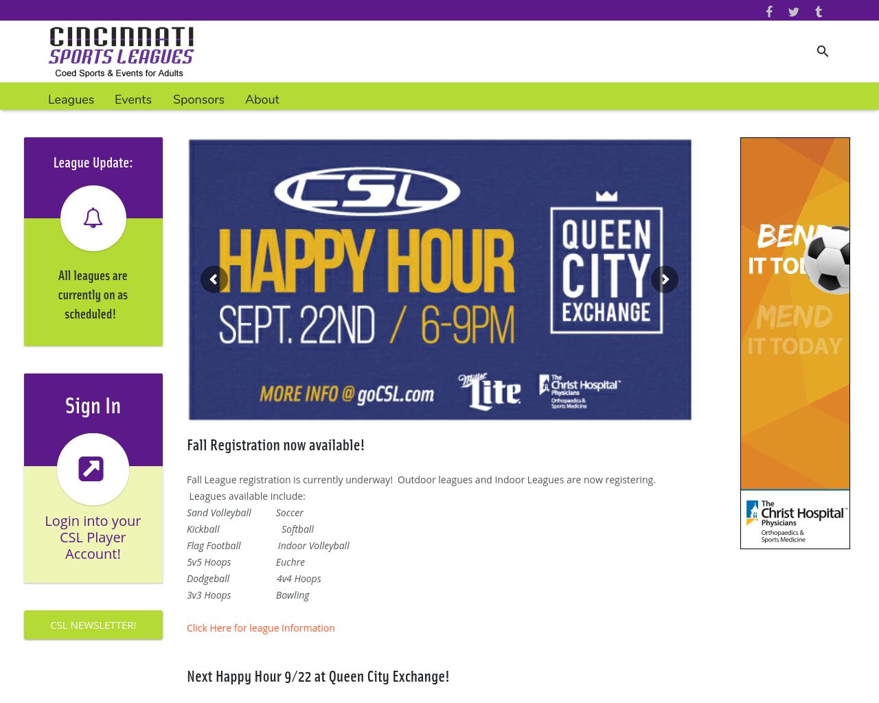 Cincinnati-Sports-Leagues-Advertising-Reviews-Pricing