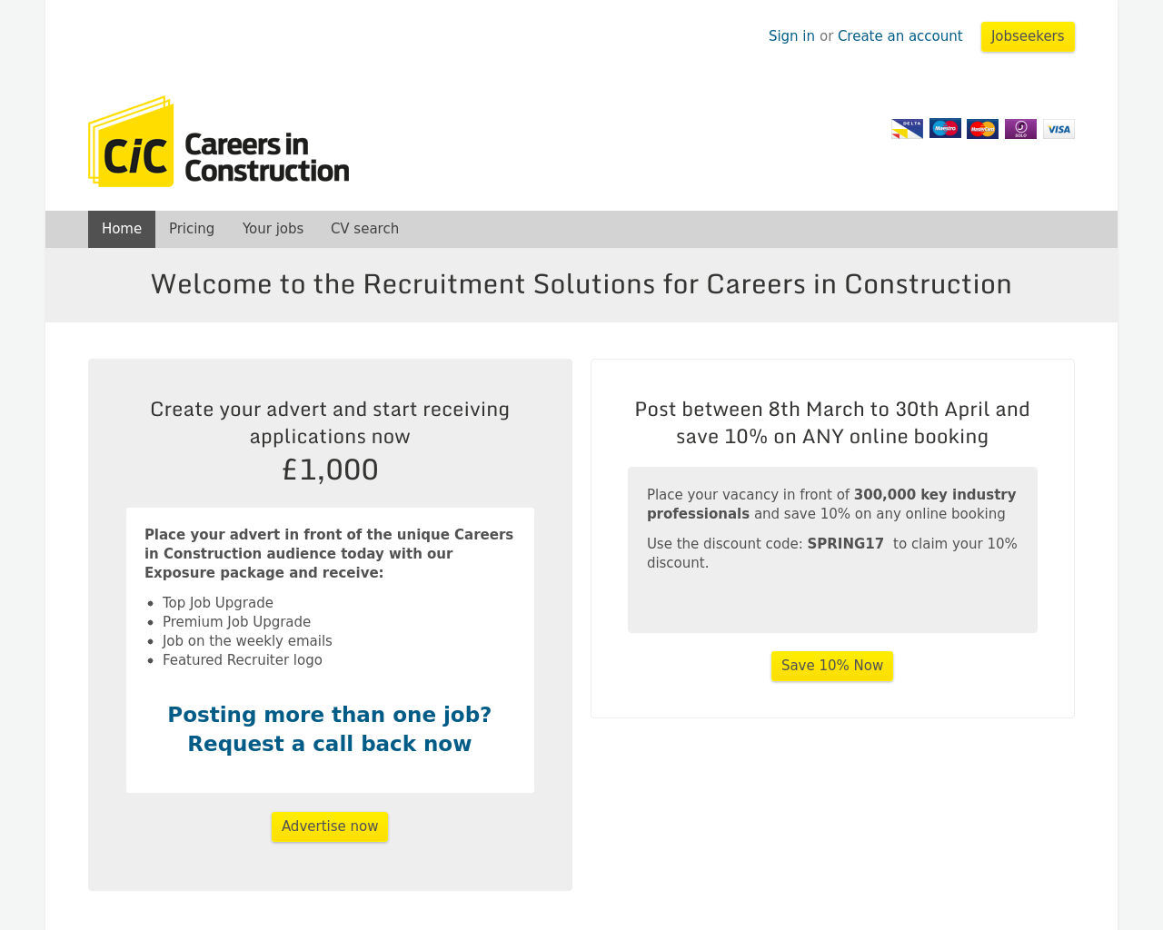 Careers-In-Construction-Advertising-Reviews-Pricing