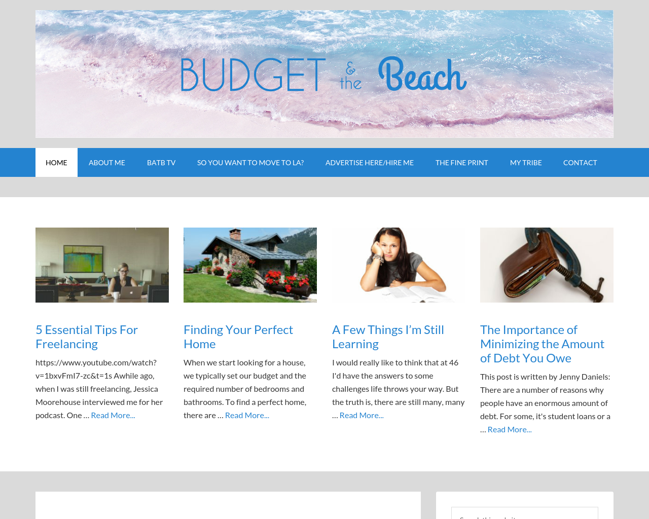 Budget-and-the-Beach-Advertising-Reviews-Pricing