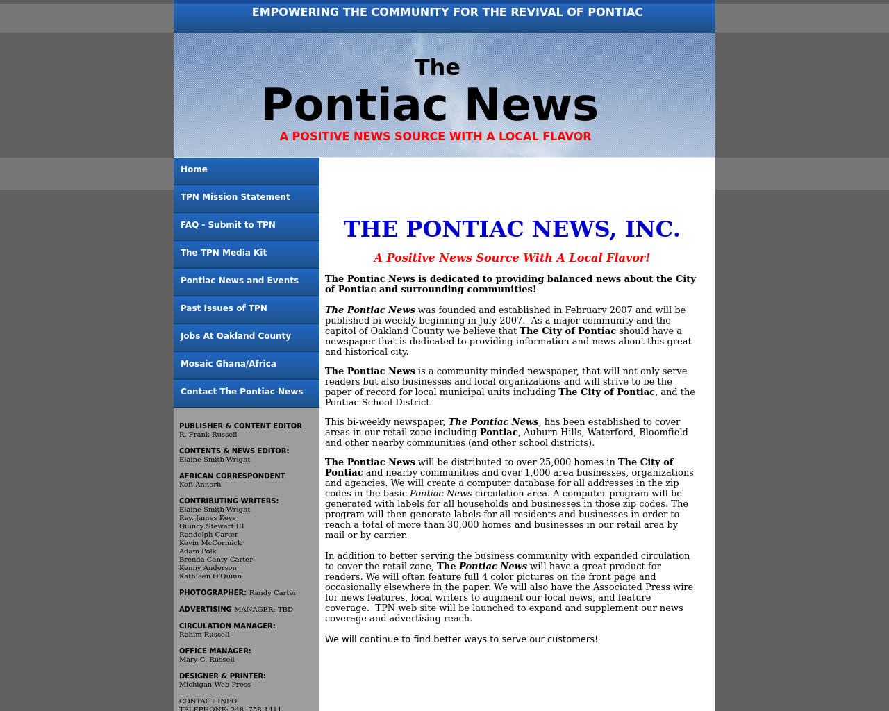 The-Pontiac-News-Advertising-Reviews-Pricing