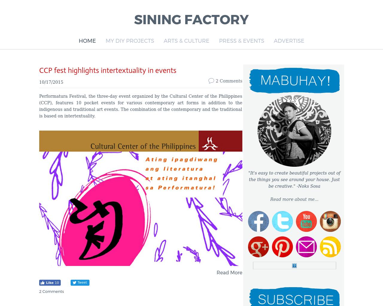 Sining-Factory-Advertising-Reviews-Pricing