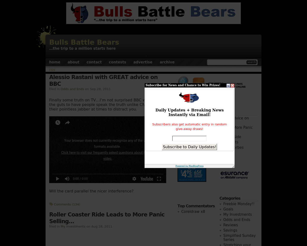 Bulls-Battle-Bears-Advertising-Reviews-Pricing