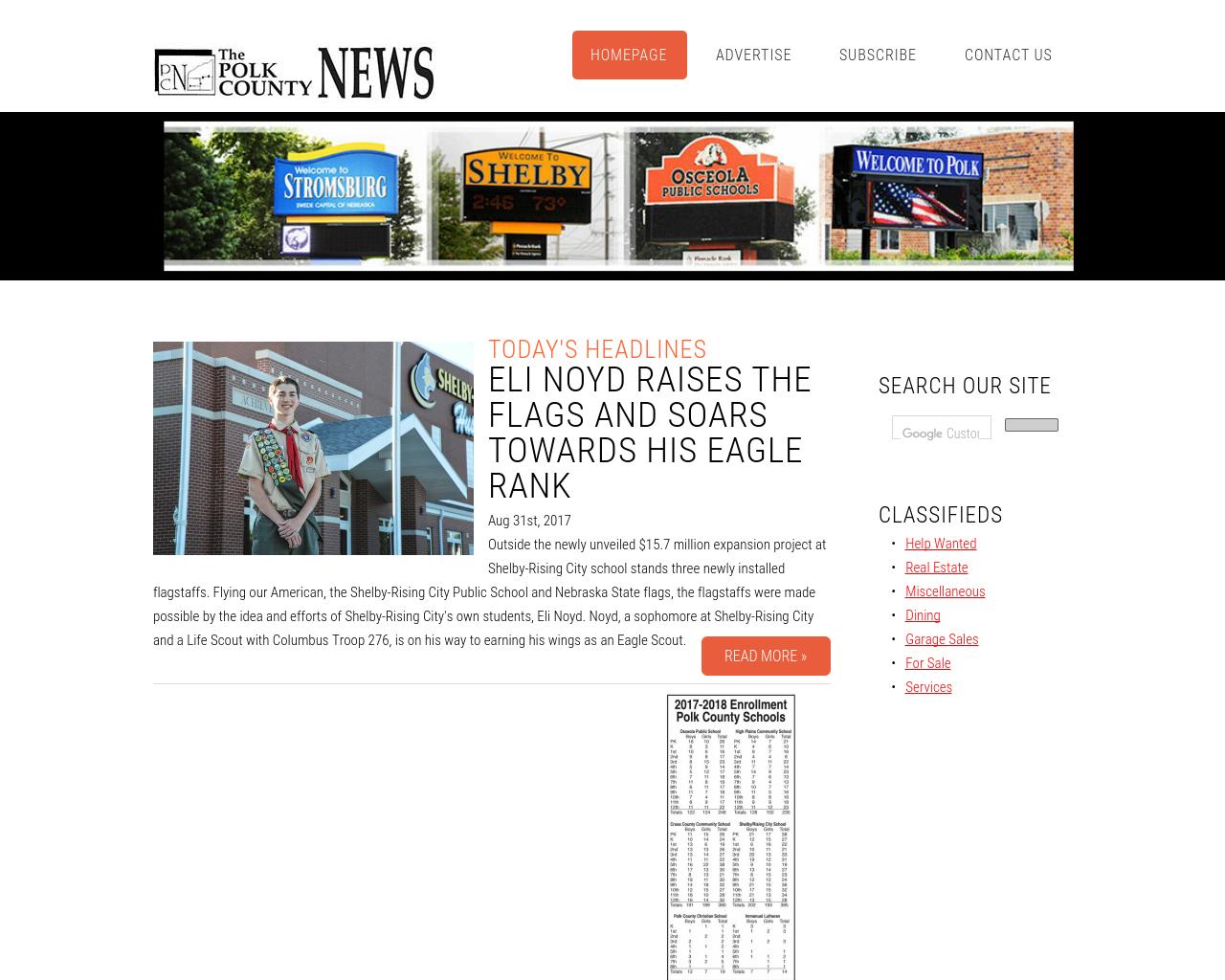 Polkcountynewspaper.com-Advertising-Reviews-Pricing