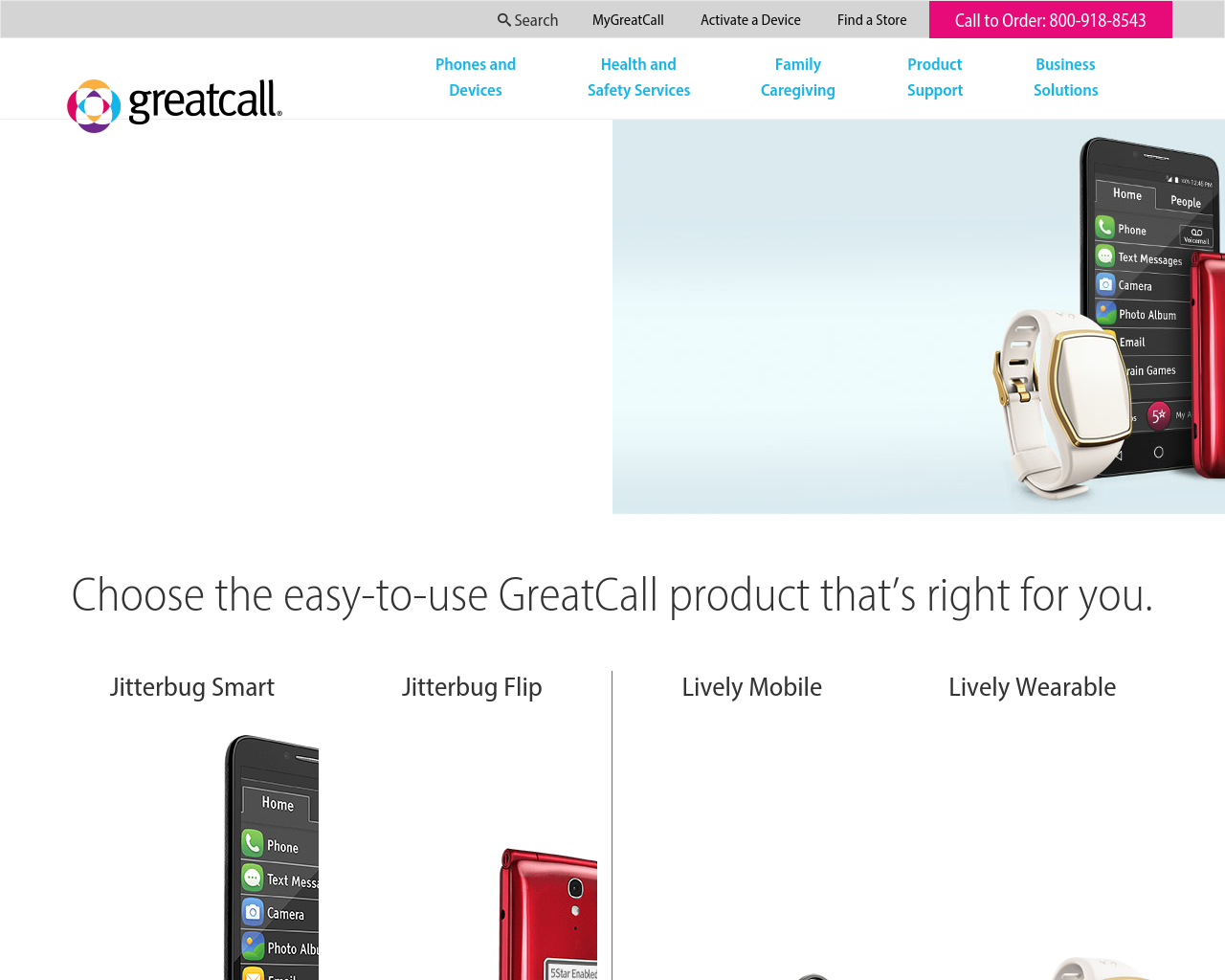 GreatCall-Advertising-Reviews-Pricing