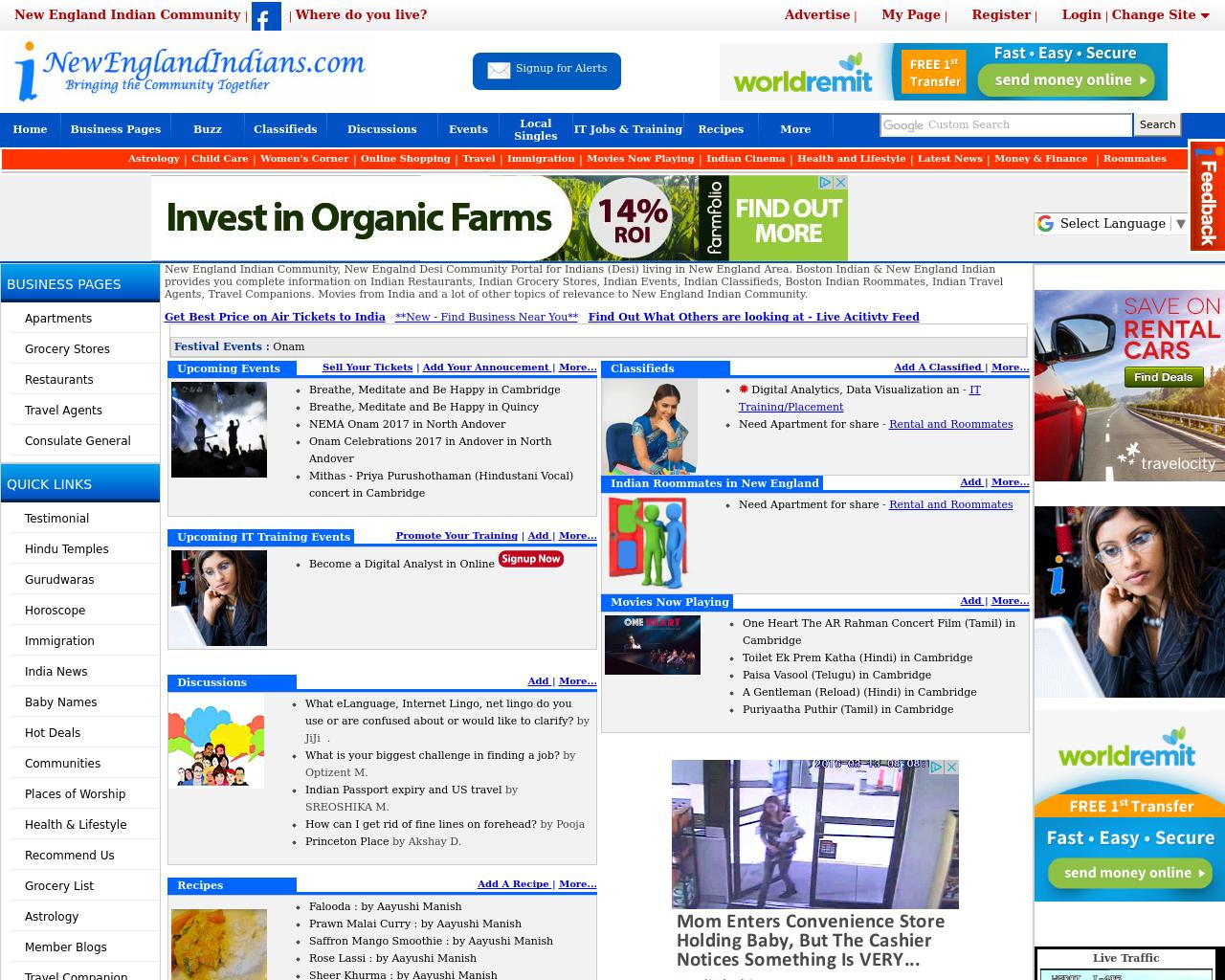 NewEnglandIndians.com-Advertising-Reviews-Pricing