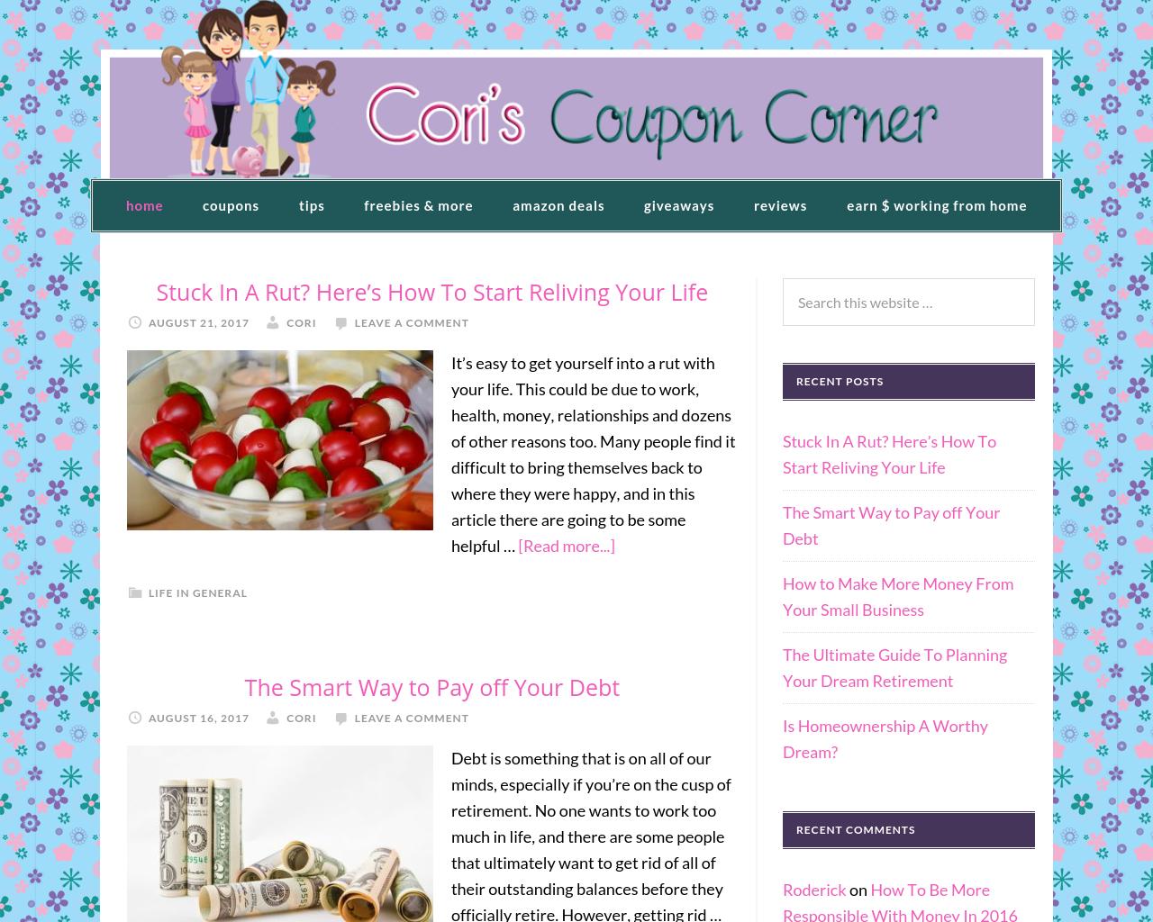 Cori's-Coupon-Corner-Advertising-Reviews-Pricing