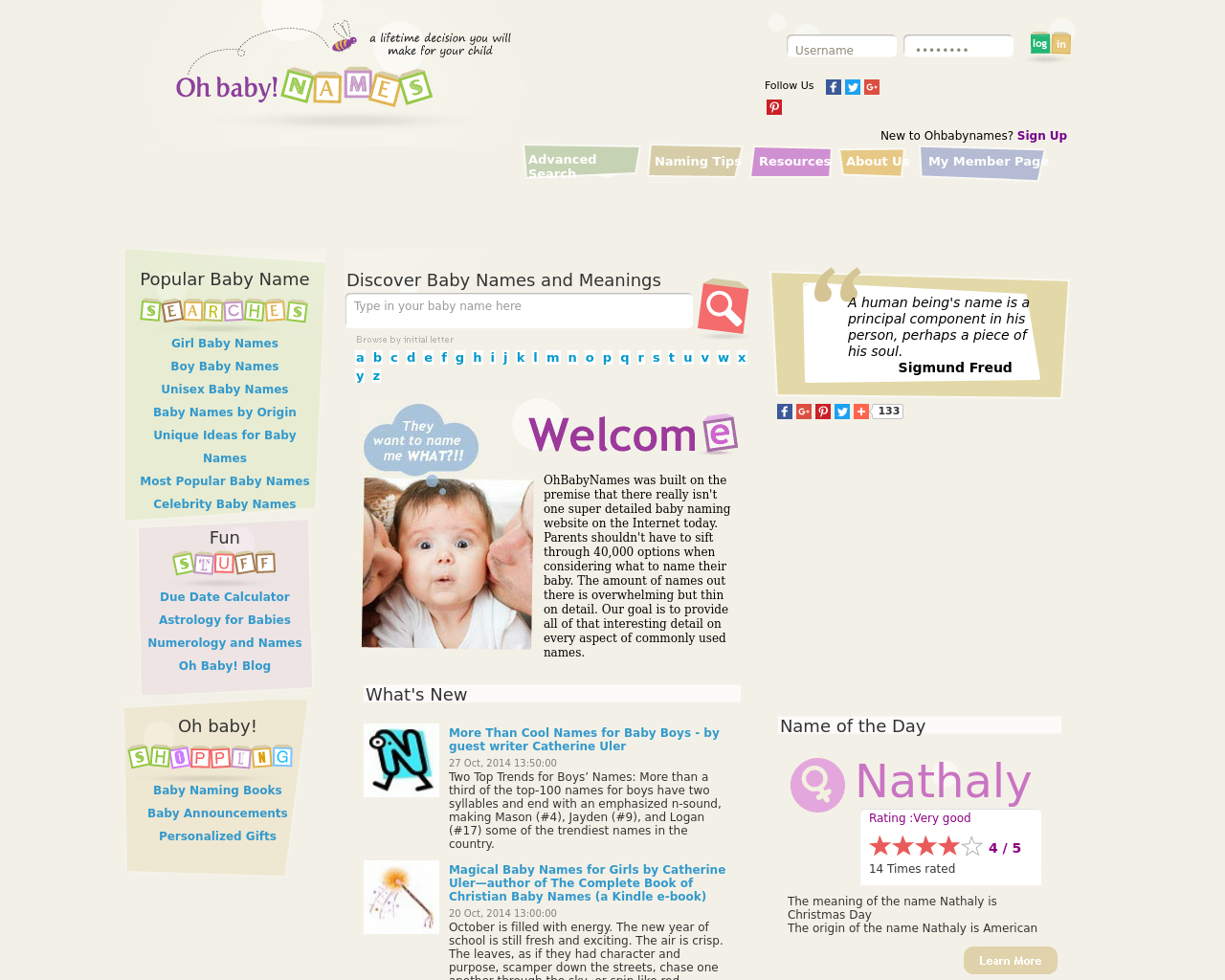 Oh-baby!-Names-Advertising-Reviews-Pricing