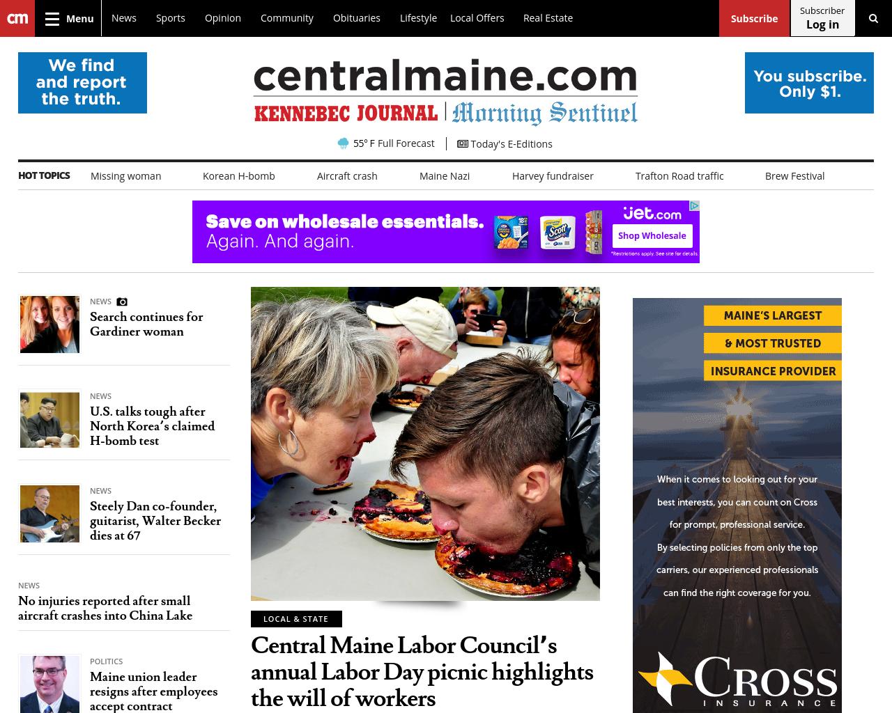 Morning-Sentinel-Advertising-Reviews-Pricing