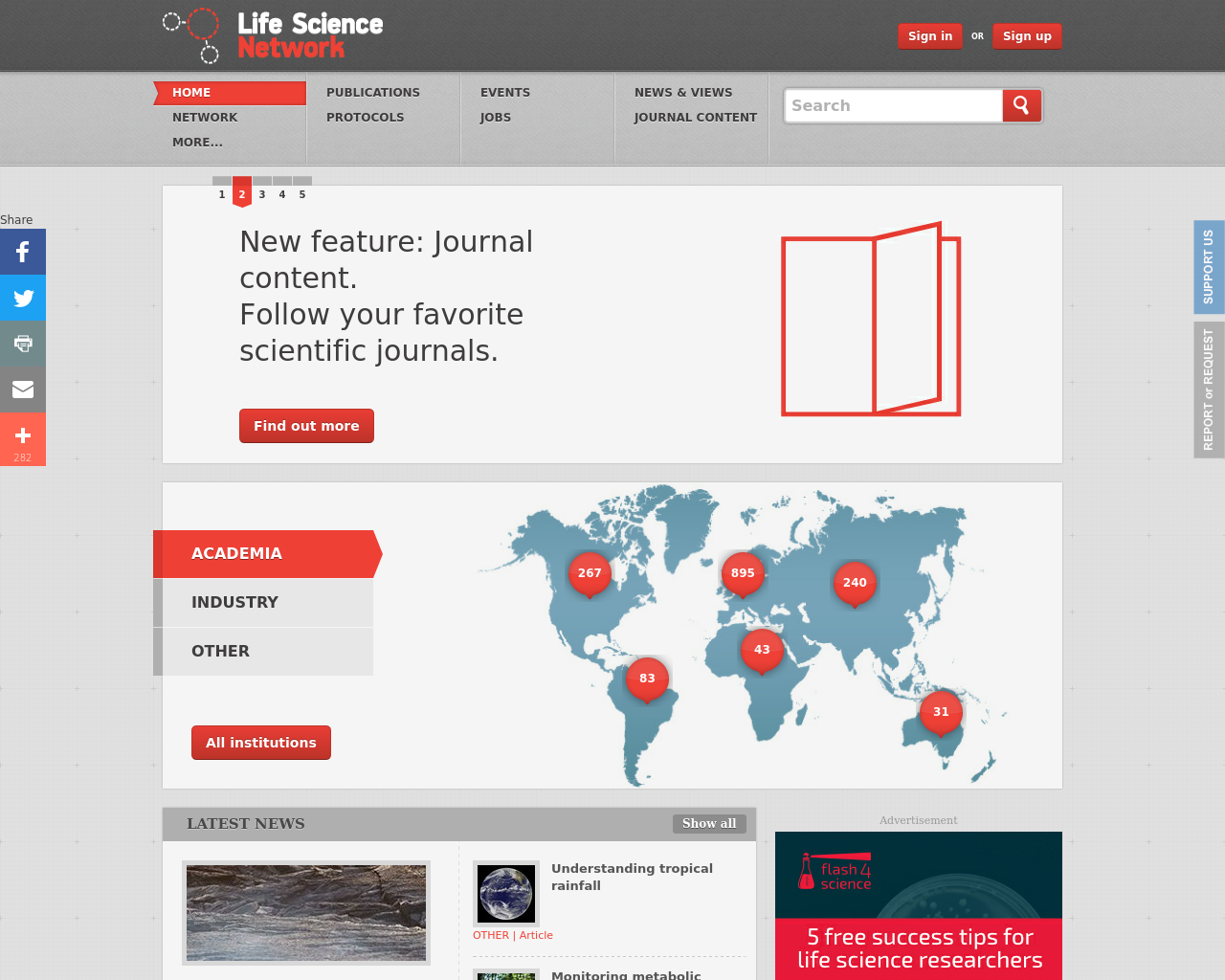 Life-Science-Network-Advertising-Reviews-Pricing
