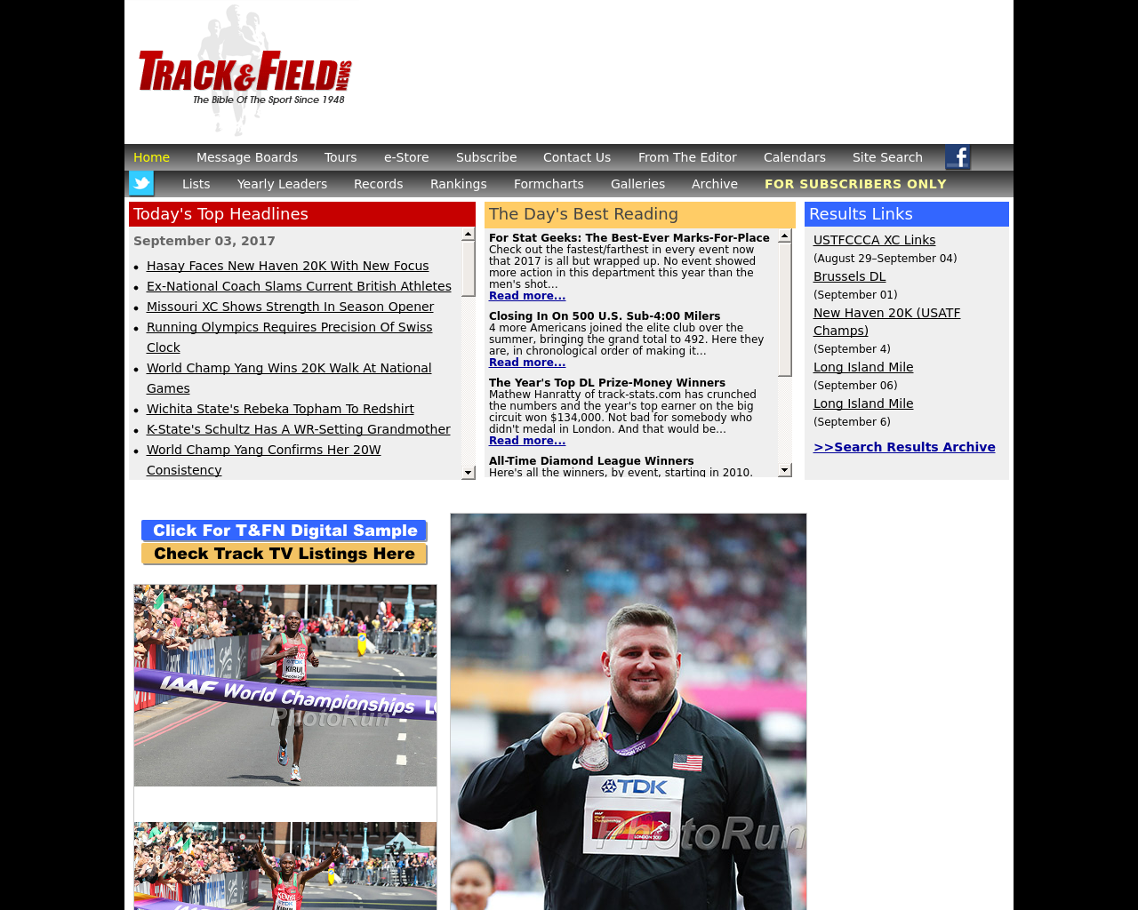 Track-and-Field-News-Advertising-Reviews-Pricing