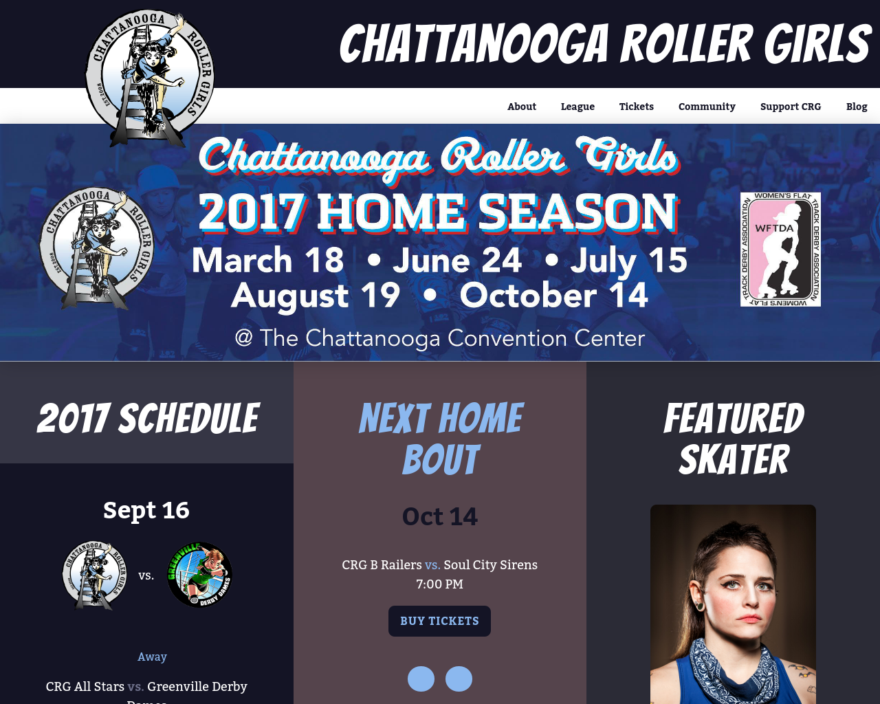 Chattanooga-Roller-Girls-Advertising-Reviews-Pricing