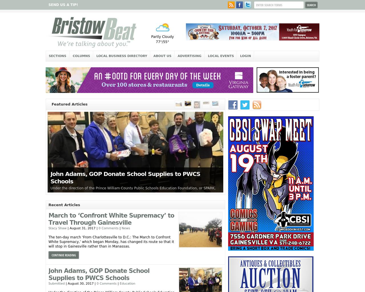 Bristow-Beat-Advertising-Reviews-Pricing