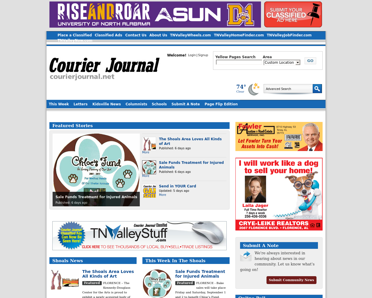 Courier-Journal-Advertising-Reviews-Pricing