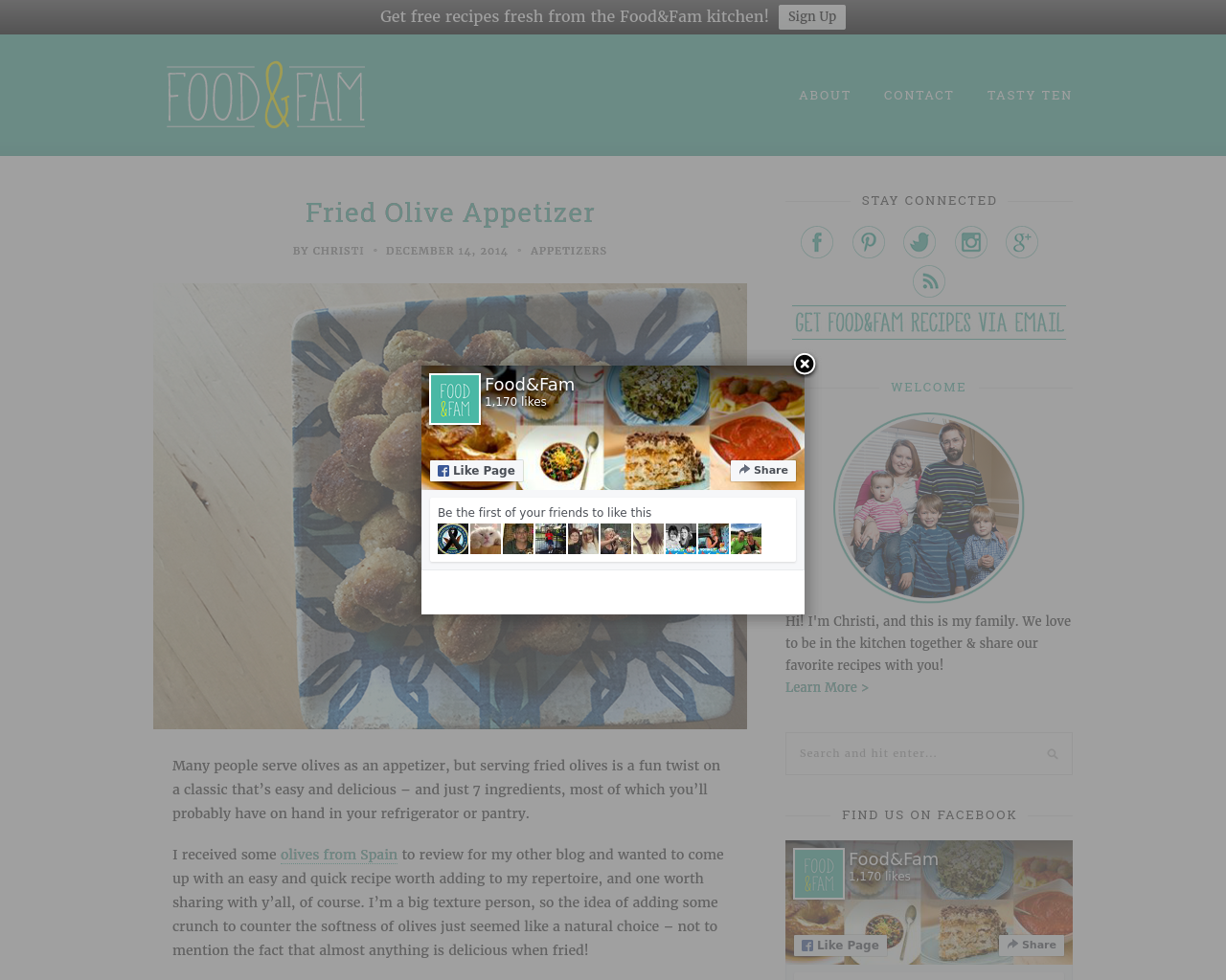 FOOD-&-FAM-Advertising-Reviews-Pricing