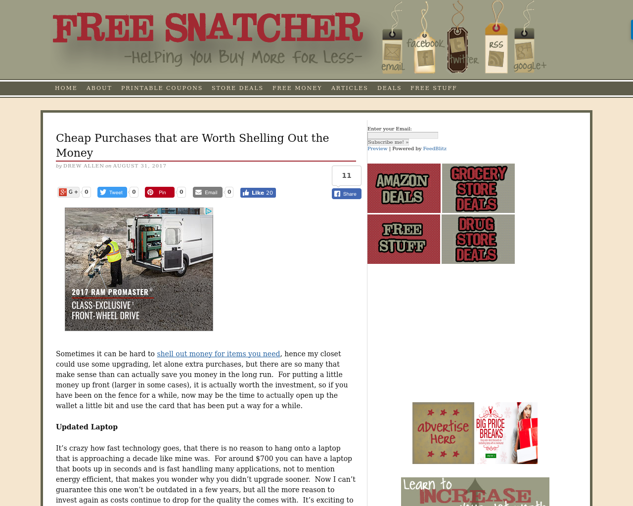 FREE-SNATCHER-Advertising-Reviews-Pricing