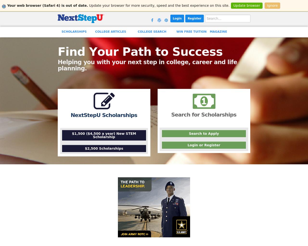 NextStepU-Advertising-Reviews-Pricing