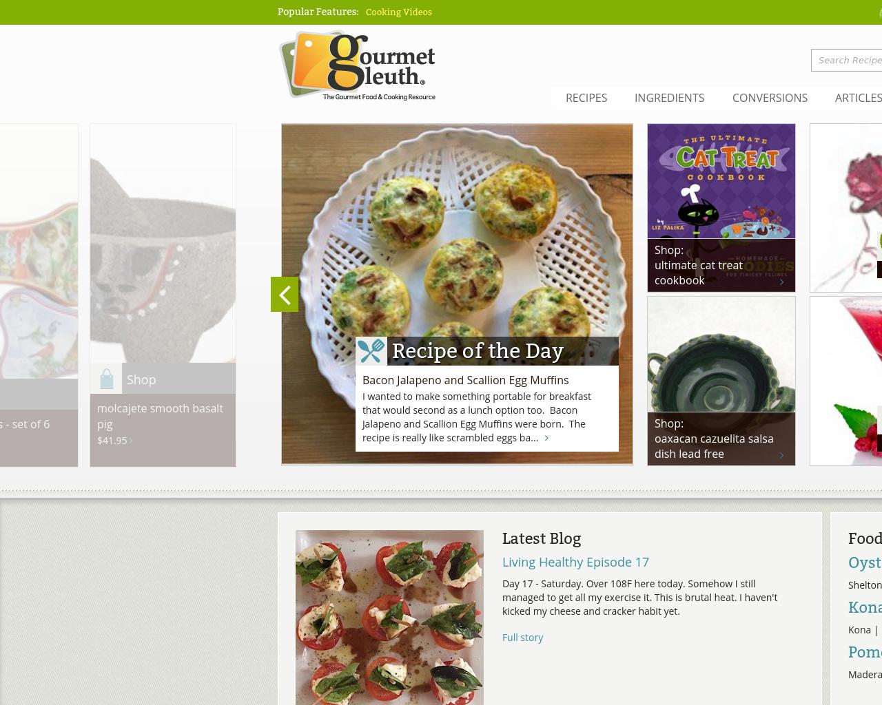GourmetSleuth-Advertising-Reviews-Pricing