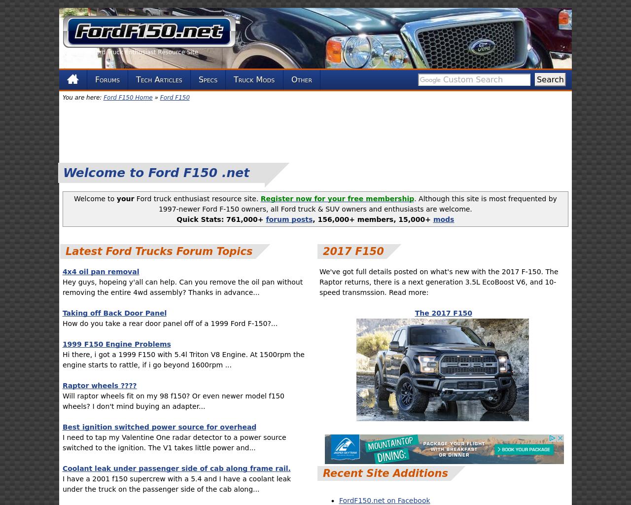 FordF150-Advertising-Reviews-Pricing