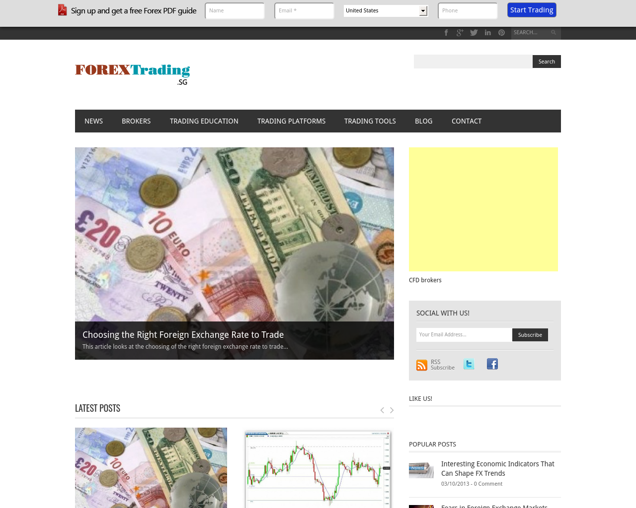 Forex-Trading-Singapore-Advertising-Reviews-Pricing