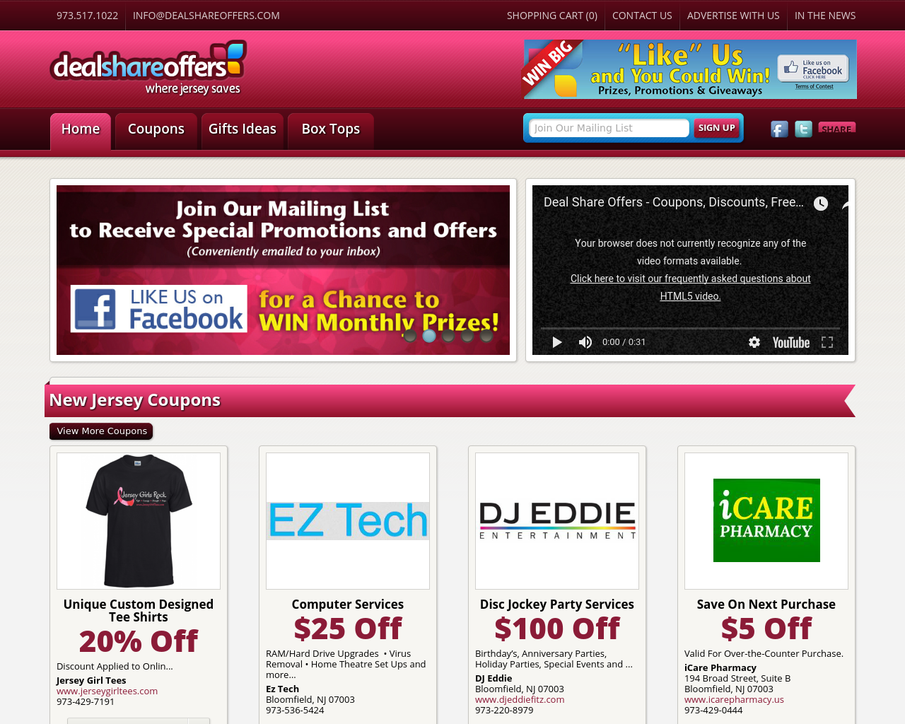 Deal-Share-Offers---Where-Jersey-Saves-Advertising-Reviews-Pricing